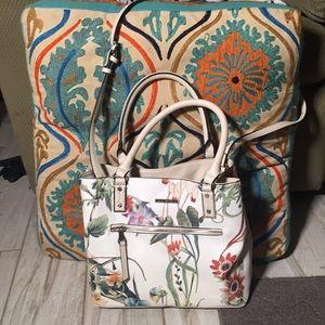 Dana Bachman Floral Handbag/Crossbody